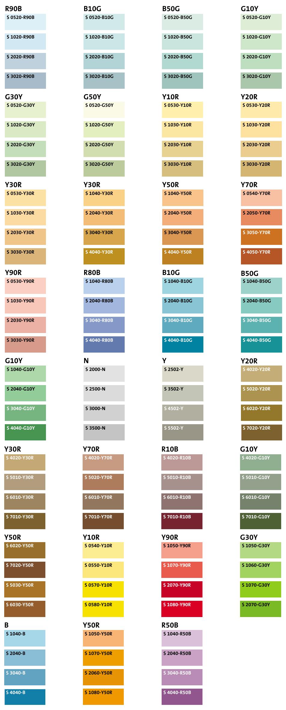 ncs czyli naturalny system barw meble na wymiar meble na wymiar warszawa producent. Black Bedroom Furniture Sets. Home Design Ideas
